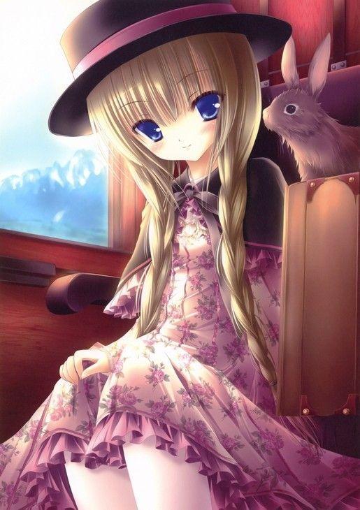 voyage avec le lapin