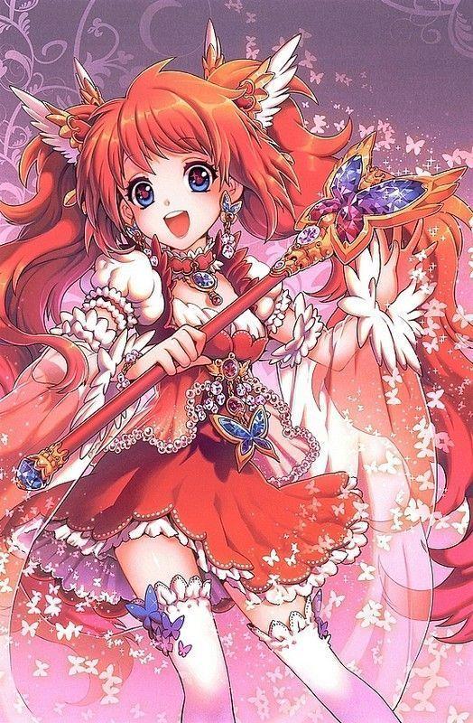 Manga et papillon page 2 - Image femme manga ...