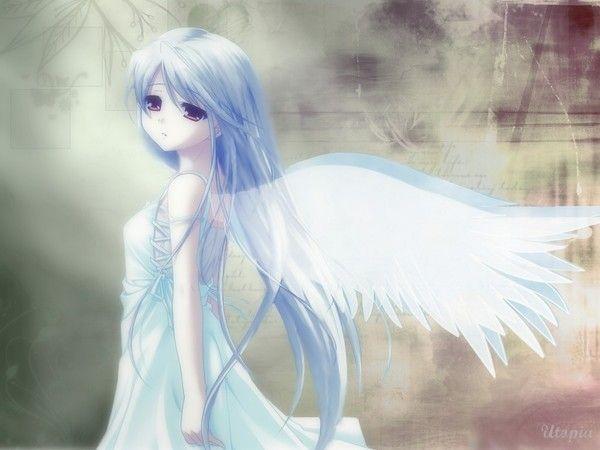 un magnifique ange