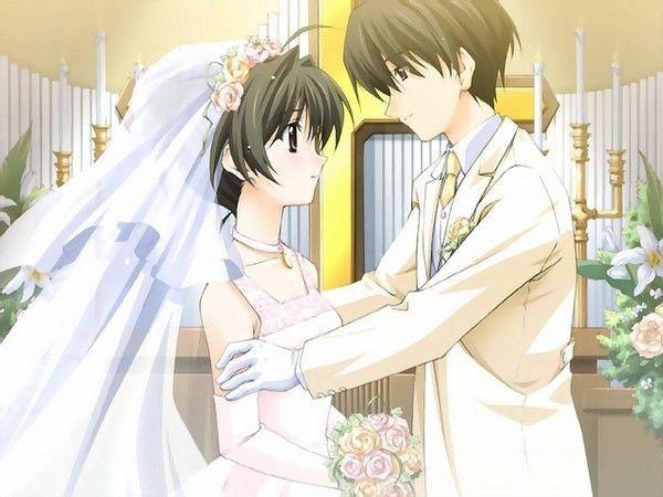 Mangas mariage 4e2b6b68