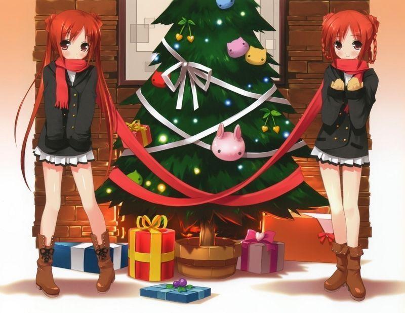 Mangas Noël 556924