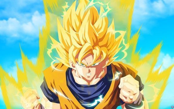 fond d'ecran anime dragon ball z