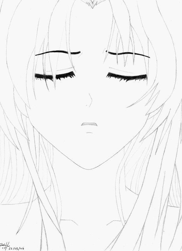 Dessin manga isa - Site dessin manga ...