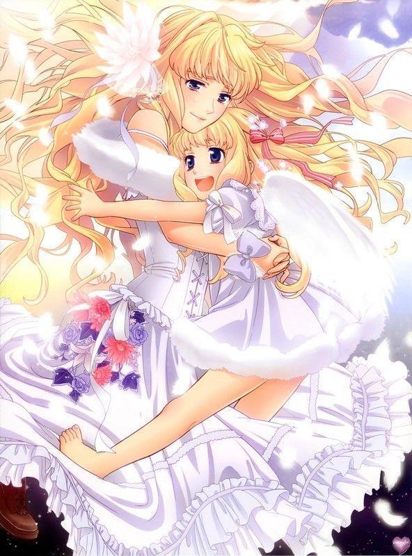 les anges de nos vies ^^