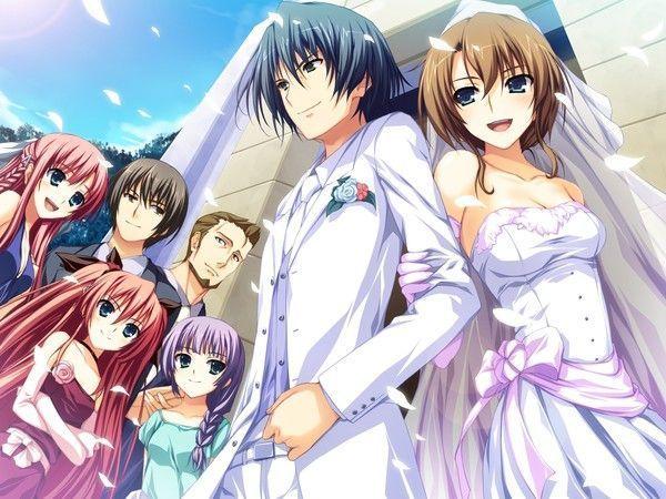 Mangas mariage Ca572fe2