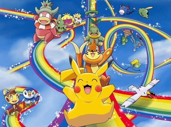 fond d'ecran pokemon
