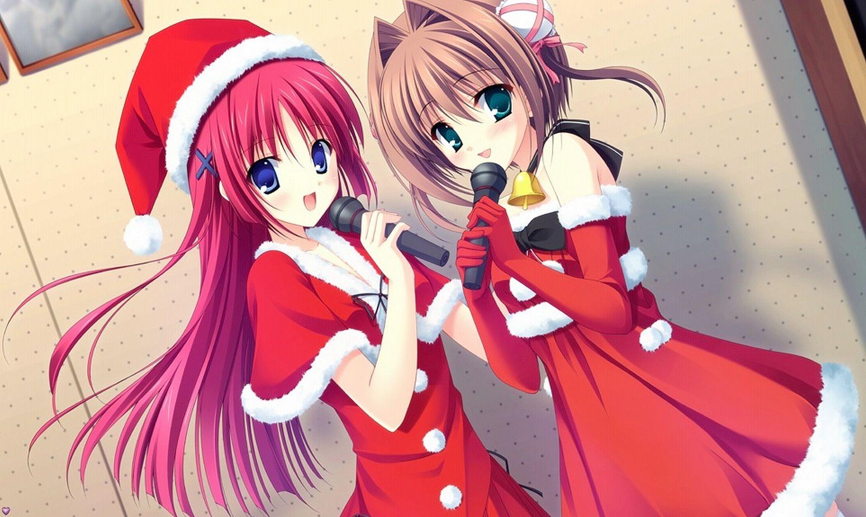 image manga noel