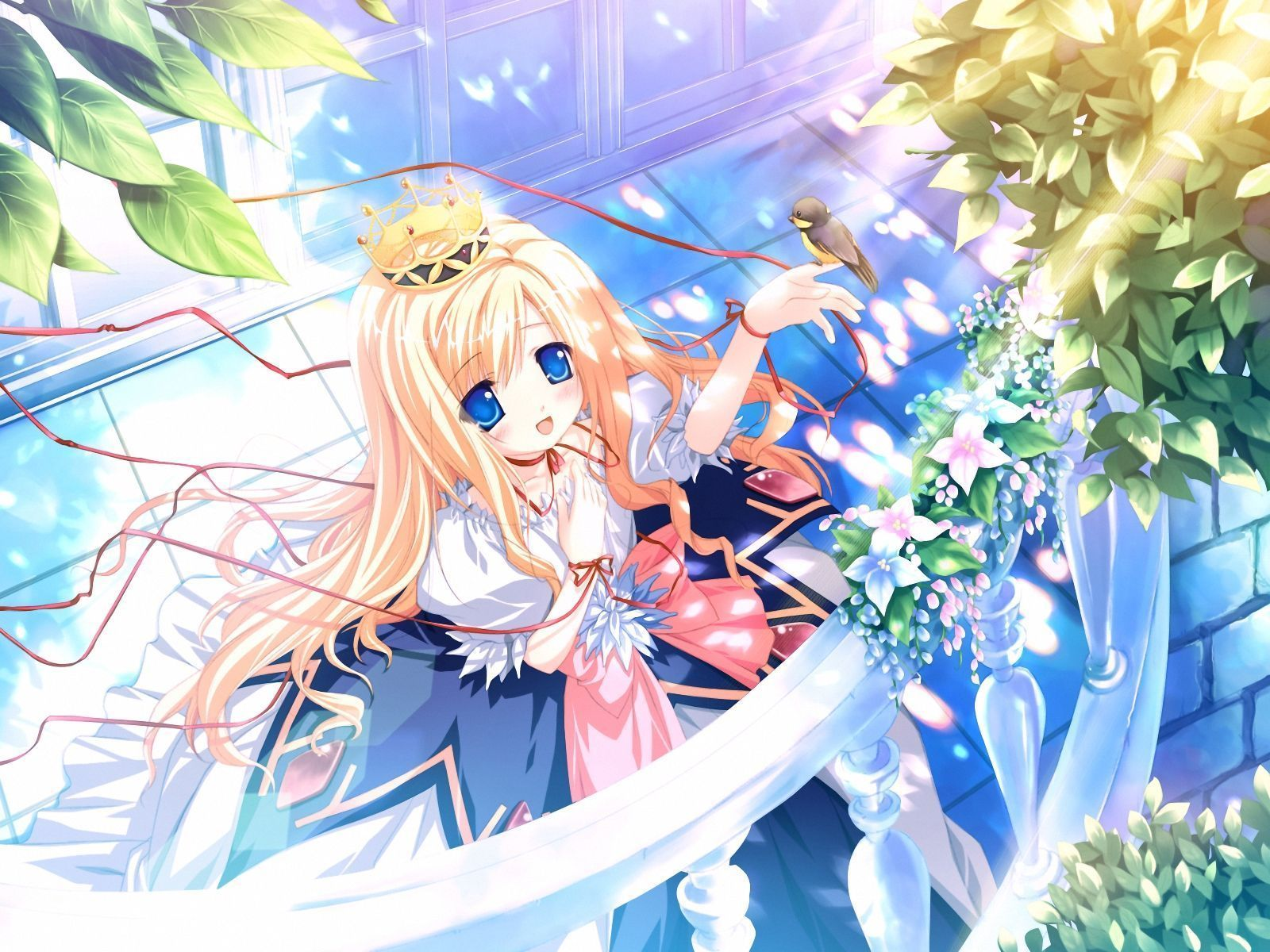 Fond d 39 cran manga - Manga princesse ...