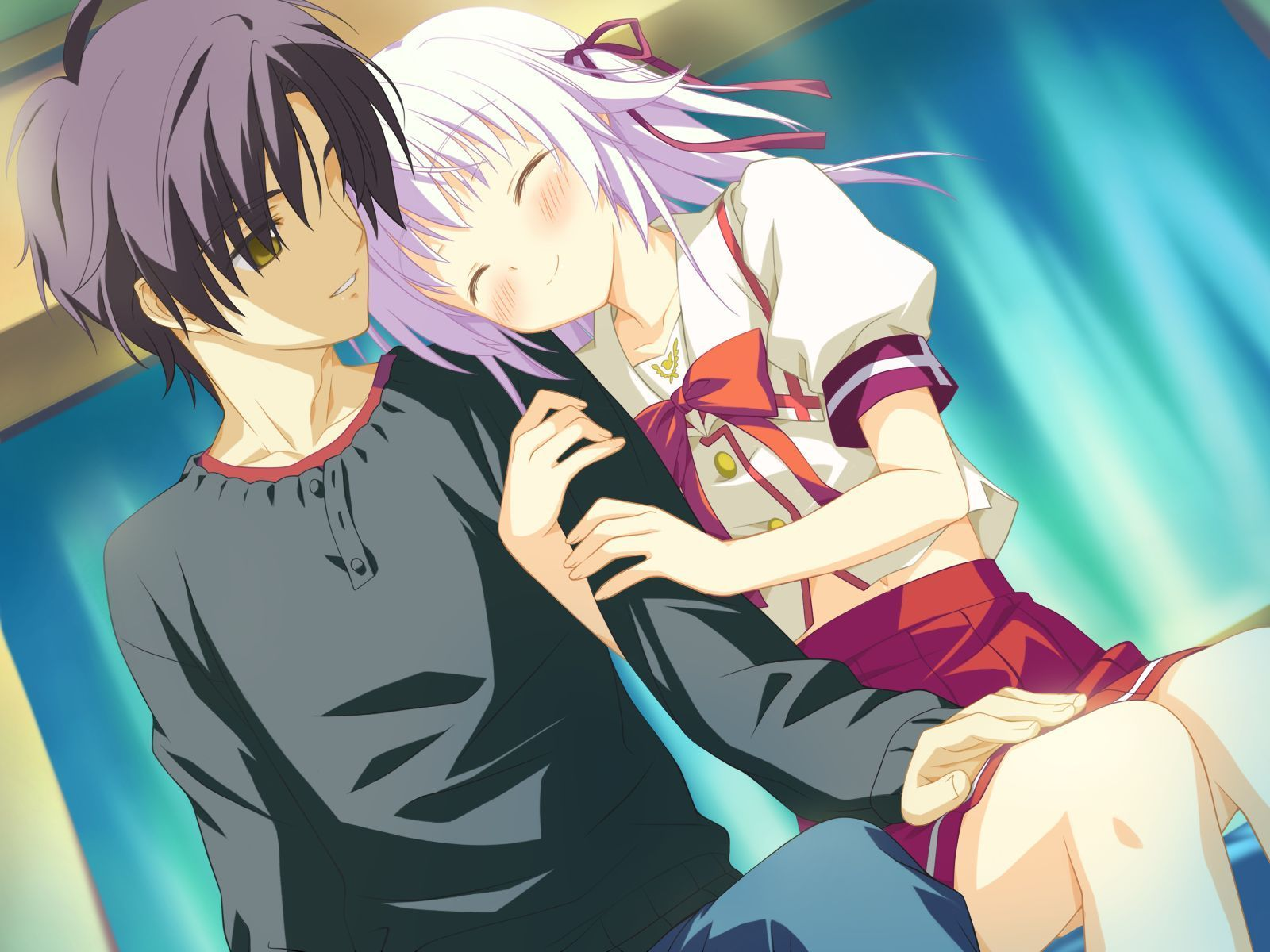 Manga love page 2 - Dessin manga amoureux ...