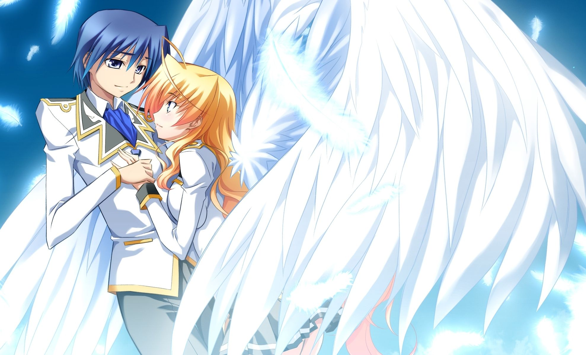 Manga ange page 2 - Image manga couple ...