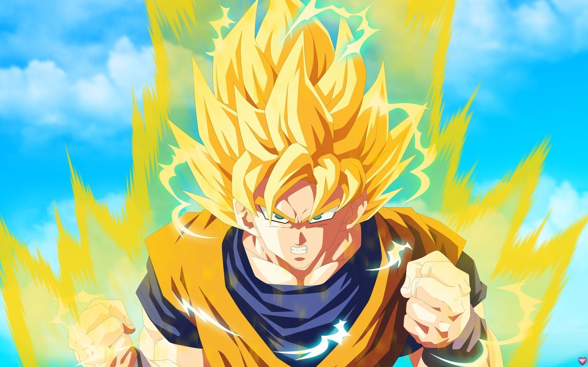 Free HD Wallpaper, 4K Wallpaper: Fond Decran Anime Dbz