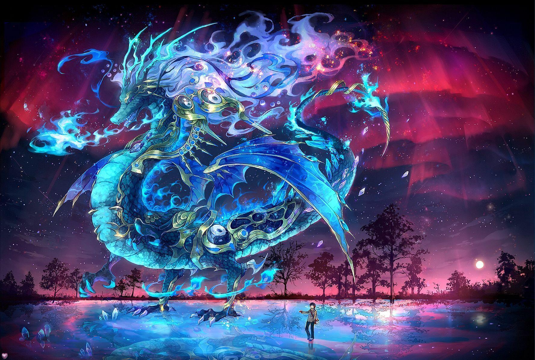 image manga dragon